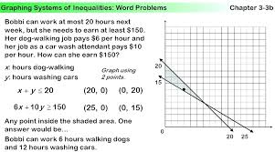 system of inequalities word problems worksheet math 2 step algebra word problems worksheets worksheet fresh systems