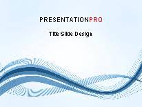 wave powerpoint templates motion wave blue1 powerpoint template background in abstract