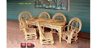 Fancywillow offers the finest selection of handcrafted patio furniture customers appreciate the durability of outdoor living rustic styles for your porch