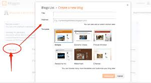 How To Create A Blog How To Add Google Adsense To Blogger