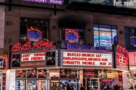 bb king s blues club grill in nyc s times square announced that it will be closing its doors citing a hike as the reason for closing