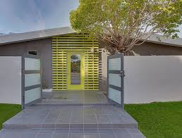 garage door with entry doorModern Front Door Ideas  Design Accessories  Pictures  Zillow