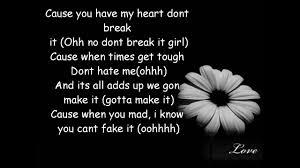 Love Dont Change Jeremih Lyrics