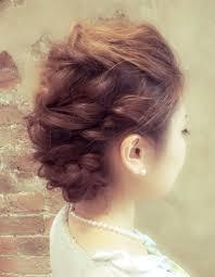 フルアップヘアアレンジ ロング Nbー024 ヘアカタログ髪型