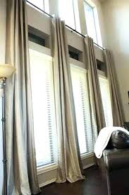 Extra Wide Window Curtains Windows Drapery Rods For Wide Ideas Best Tall Window  Curtain With Regard