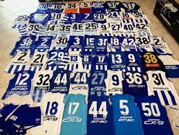 """North Melbourne on Twitter: """"Adam Janda of Adelaide has shared his  seriously impressive collection of North Melbourne jumpers 💙 How does  yours stack up?… https://t.co/8ohpv85gWc"""""""