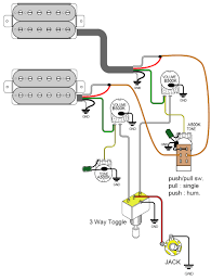push pull pot wiring humbucker push image wiring push pull pot wiring diagram wiring diagram schematics on push pull pot wiring humbucker