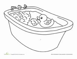 Small Picture Rubber Duck Worksheet Educationcom