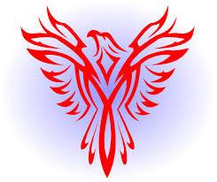 Logo Phoenix Clip Art at Clker.com - vector clip art online, royalty ...