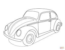 Coloriage Volkswagen Coccinelle Coloriages Imprimer Gratuits S Dessin Dessin A Colorier Choupette CoccinelleL