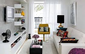 Interior Design For Small Spaces Living Room