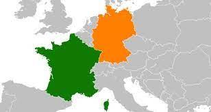 Darstellung der heimbilanz von deutschland gegen frankreich. Der Elysee Vertrag 22 Januar 1963