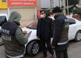 Son dakika haber... Gaziantep'te kısıtlamaya uymayanlara para cezası -  Haberler