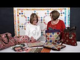 Meet Joanna Smith- Ryland - textile and bag designer - YouTube