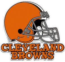 Cleveland Browns Logo Sticker for iOS & Android | GIPHY