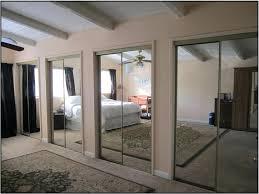 mirrored closet doors for bedrooms closet doors wall sliding mirror closet door ideas