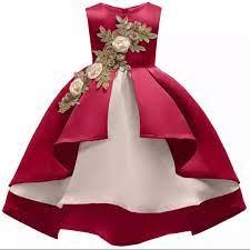 Đầm Bé Gái Thời Trang DA50