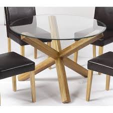 brand new valleverd round glass dining table 2 chairs
