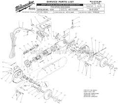 milwaukee 6225 parts list and diagram (ser 457 112000 Drill Press Diagram click the dots to preview your part