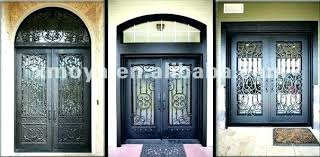 painted residential front doors. Delighful Residential Paint Front Door To Look Like Wood Metal    Throughout Painted Residential Front Doors