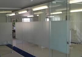 glass doors walls