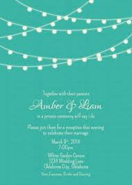 16 wedding reception only invitation wording examples weddings Wedding Invitation For Reception Only Wording Examples simple wedding invitation suite modern teal by bluefencedesigns Post Wedding Reception Invitation Wording
