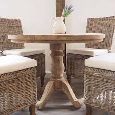care and maintenance 140cm round reclaimed table