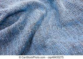 blue blanket texture. Exellent Blanket Detail Of The Blue Blanket Textile Texture  Csp48435275 On E