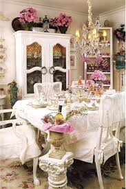 shabby chic dining room furniture beautiful pictures. Chic Dining Table Elegantly And Beautifully Furnished Shabby  Room Ideas . Furniture Beautiful Pictures O