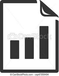 Icon Bar Chart Bw Icons Bar Chart