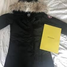 Canada goose jas nieuw victoria parka zwart orgineel maat s