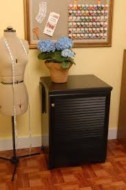 Amazon Arrow Cabinet Sewnatra Sewing Cabinet Black