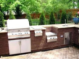 outdoor kitchen set shed large size of