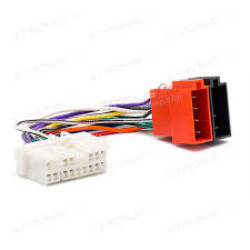 compare prices on auto radio wiring online shopping buy low price car iso stereo wiring harness for hyundai 1999 2005 kia 1999 2005 adapter connector
