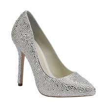 sparkly wedding shoes your feet deserve hitched co uk Wedding Shoes Glitter Heel sylvia benjamin adams wedding shoes sparkly heel