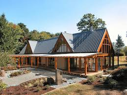 authentic and cozy modern cabin plans with loft modern house plan mountain