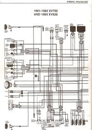 virago xv wiring diagram simple virago wiring diagrams online description pursang posted fri sep 14 2007 1 33 am post subject wiring diagrams 81 83 xv 750 83 xv 920
