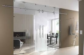 sliding glass doors with side and top panels