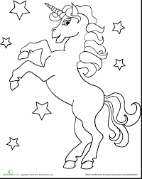 children coloring kids coloring pages of a unicorn fresh how to draw drawing videos for kids refrence