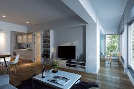 Kitchen Living Space Flooring Ideas For Open Plan Kitchen Living Room Nomadiceuphoriacom