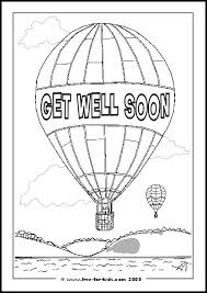 Get Well Soon Coloring Pages Printables Kid Stuff Get Well Soon