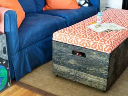 Storage Ottoman Plans Make A Storage Ottoman