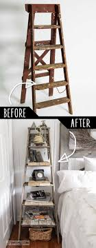 workman s bedside diy vintage décor