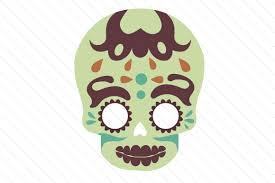 Free box svg files, free card svg files. Sugar Skull Set Svg Cut File By Creative Fabrica Crafts Creative Fabrica