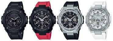 Casio G Shock Size Chart Mid Size Casio G Shock Watches For Smaller Wrists G