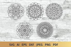Try a google reverse image search for it. Where To Find Free Mandala Zentangle Svgs
