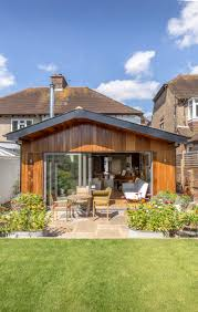 Eleven Contemporary Kitchen Contemporary Flat Roof Rear Extension To Detached Brighton