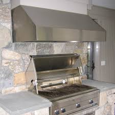 vent a hood 36 inch professional series 300 cfm outdoor range hood stainless steel bbq guys