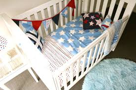 moving out of a cot to a big bed