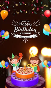 happy birthday images animated happy birthday animated gif free app download android freeware